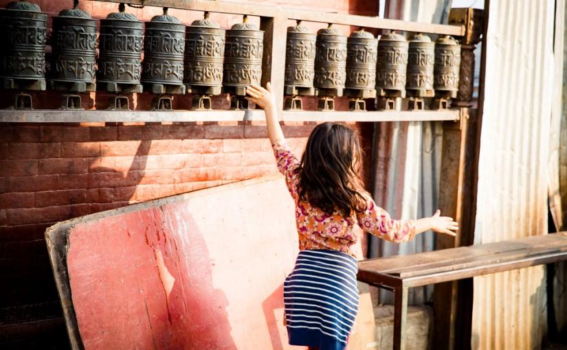 The Hullabaloo of Kathmandu – ABeginning