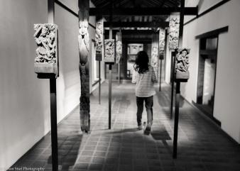 Architecture museum in Patan