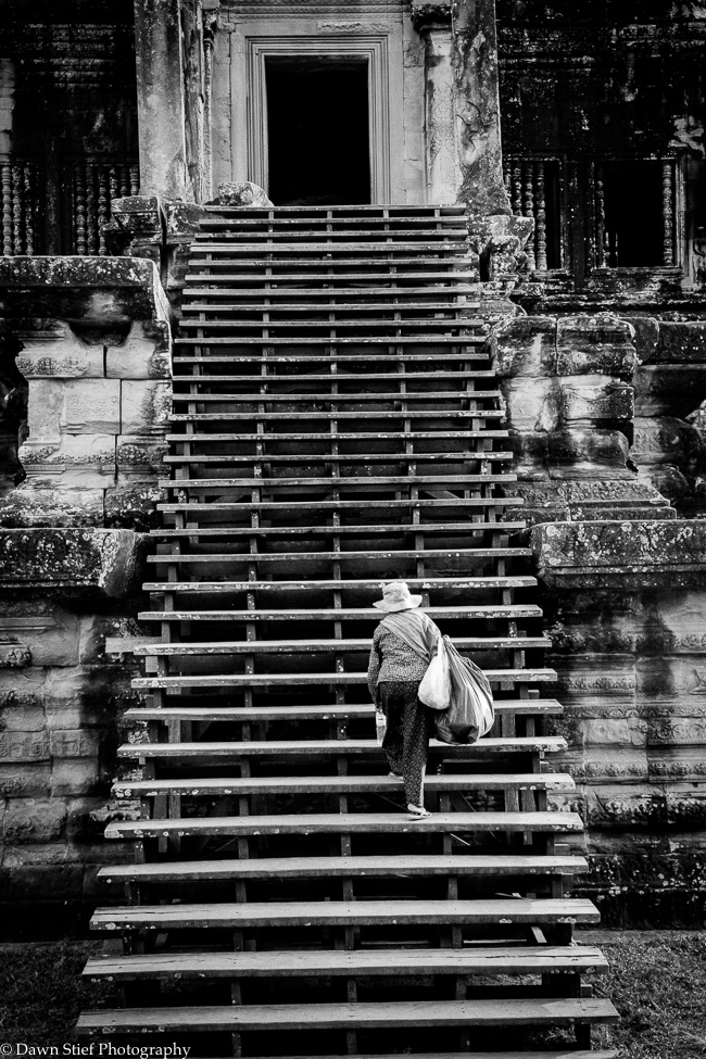 Contemplating Angkor Wat-2