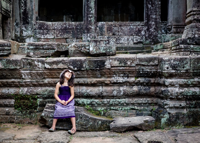 Contemplating Angkor Wat-5