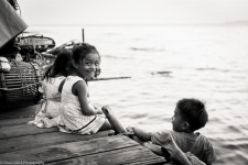 Kep crab market- kid-3